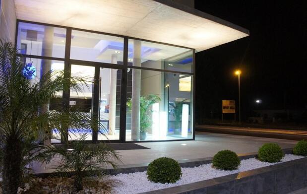 Disfruta 1 noche para 2 en Aparthotel Playa Oliva