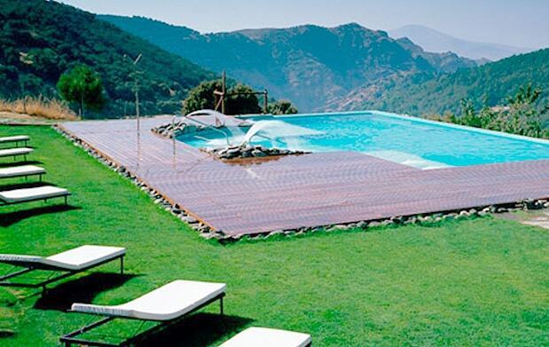 Alpujarra de Granada en un Hotel 4*
