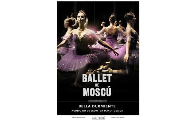 Entradas Ballet de Moscú por 17,50 €