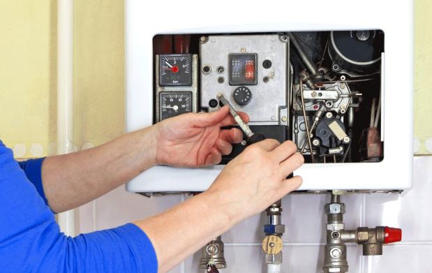 Revisión o mantenimiento de calderas desde 48,4 €