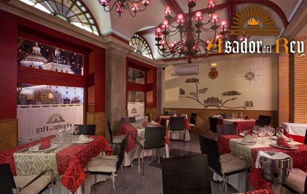 Cena y noche de hotel para 2 por 89€