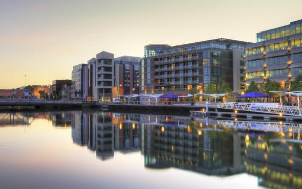 Cork: Curso de ingl�s + Alojamiento