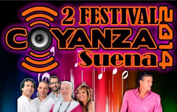 II Festival Coyanza Suena 2014 por 7€
