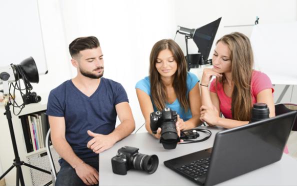 Curso de fotograf�a digital y retoque fotogr�fico