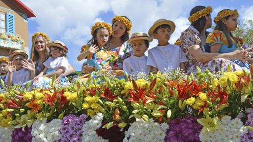 Madeira: 8 días+vuelos+traslados a Hotel 4*