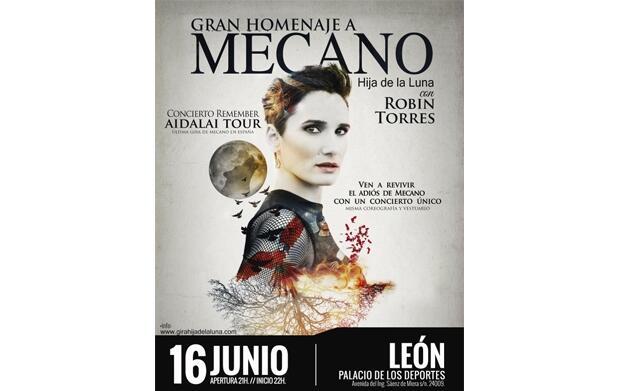 """Entradas """"Hija de la Luna, homenaje a Mecano"""" desde 13,50 €"""