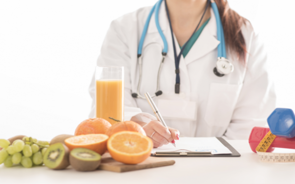 Curso dietética y nutrición