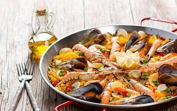 Paella o Arroz al horno para dos por 27,90 €