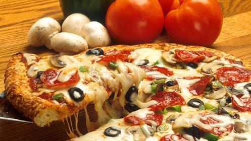 2 pizzas + bebida por 10,90 €
