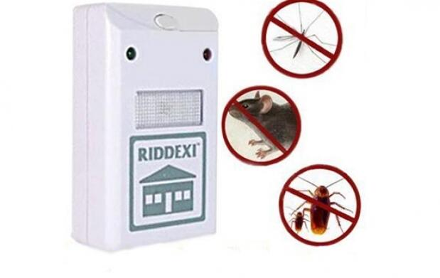 Repelente de insectos y roedores 9€