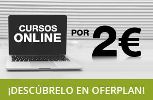 Especial Cursos a 2 €