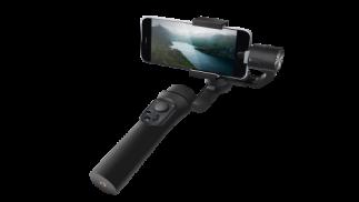 Estabilizador manual para fotografías o vídeos