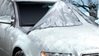 Protector magnético para tu parabrisas