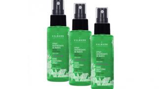 Pack de 3 spray limpiador hidroalcohólico