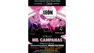 """Entrada para el espectáculo musical """"MIL CAMPANAS"""" por 12€"""