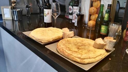 Tortilla de Patata para llevar + pan por 9,50€