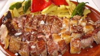 Menú Chuletón para dos personas por 34,90 €