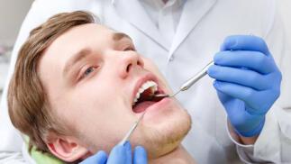 Oferta dental: limpieza, revisión, pulido y fluorización