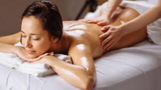 Increíble masaje con drenaje linfático