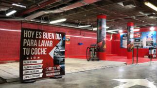 Lavado de coche en We Wash Espacio León desde 14,95 €