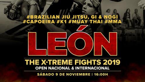Entrada para THE EXTREME FIGHTS LEÓN por 7,90 €