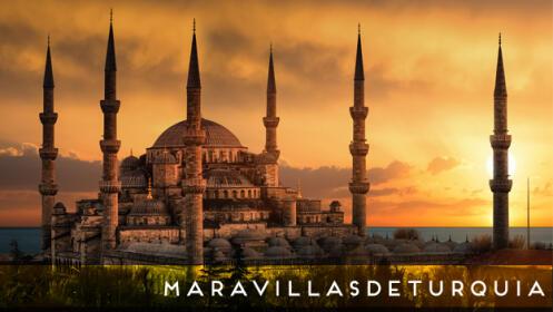 Viaje de 8 dias para descubrir las maravillas de Turquia