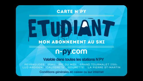 ¡Disfruta de las ventajas de la tarjeta de estudiante en la temporada de esquí!