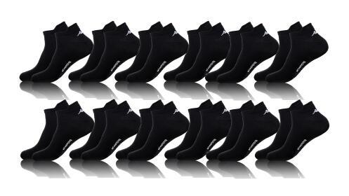 12 pares calcetines tobilleros KAPPA