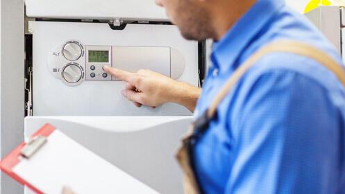 Mantenimiento o revisión de calderas ¡33% de descuento!