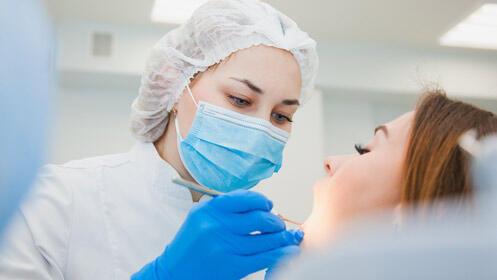 Férula de descarga y limpieza dental en My Clinic
