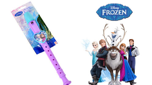 Flauta de Disney Frozen