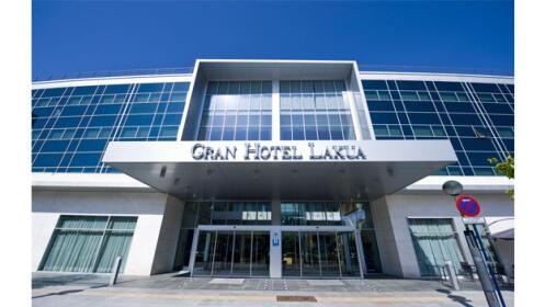 Gran Hotel Lakua***** de Vitoria-Gasteiz Menú, habitación doble superior y Circuito en el nuevo Spa