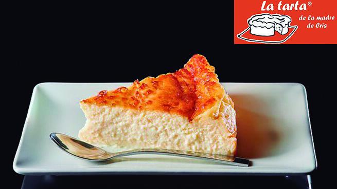 Tarta de queso casera (1,5 kg)