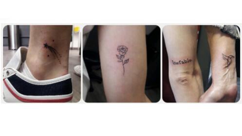 2 Tatuajes por 59,90 €